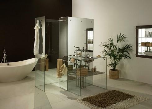 szklane kabiny prysznicowe bezprofilowe